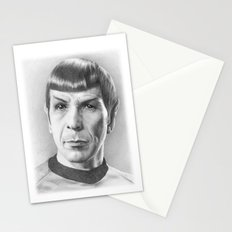 Spock - Fascinating (Star Trek TOS) Stationery Cards