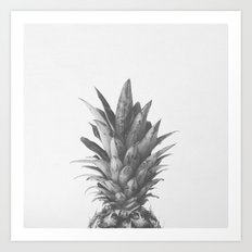 Pineapple Top II Art Print