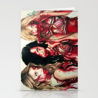 Unholiest Stationery Cards