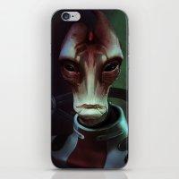 Mass Effect: Mordin Solus iPhone & iPod Skin