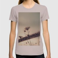 One More Day Womens Fitted Tee Cinder SMALL