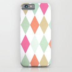 Diamonds iPhone 6s Slim Case