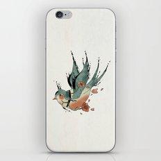 Swallow  iPhone & iPod Skin