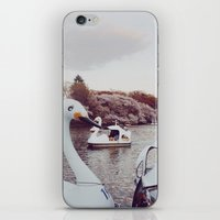 Inokashira Swans iPhone & iPod Skin