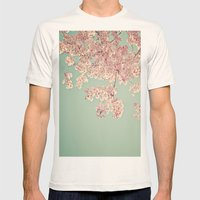 Serendipity  Mens Fitted Tee Natural SMALL