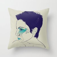 Pixiedust Throw Pillow