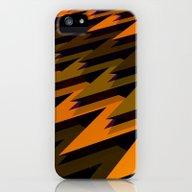 3D Chevrons iPhone (5, 5s) Slim Case