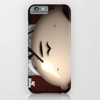iPhone & iPod Case featuring Lil' Italy by Justin Claus Harder