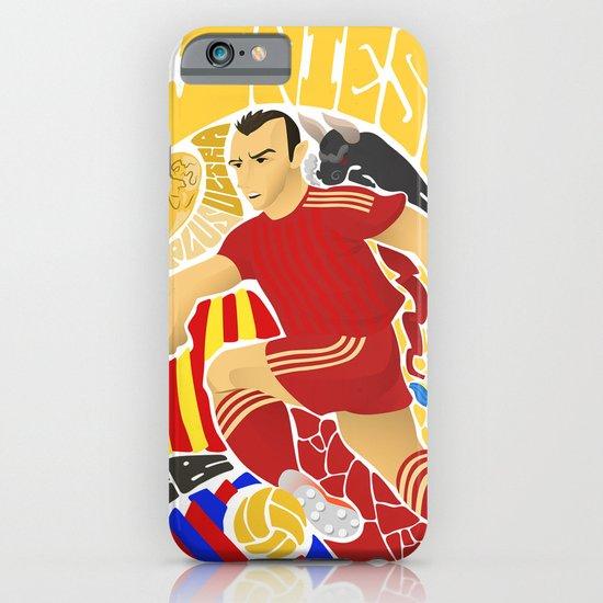 Iniesta iPhone & iPod Case