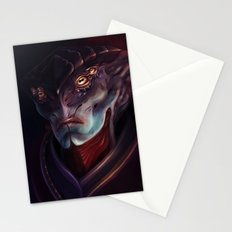 Mass Effect: Javik Stationery Cards