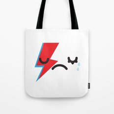 See you later Starman.  Tote Bag
