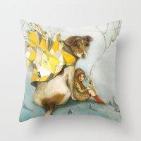 Comfort You Throw Pillow