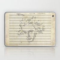 Beethoven Laptop & iPad Skin