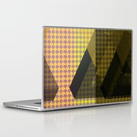 triangle Laptop & iPad Skins featuring Triangle** by Mr and Mrs Quirynen