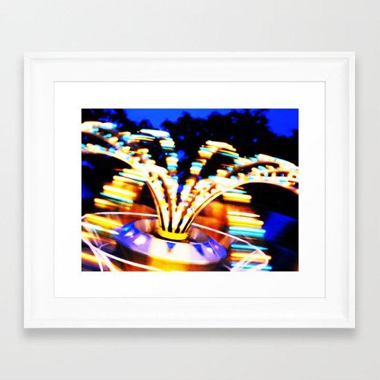 Carnival 4 Framed Art Print