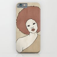 Female Three iPhone 6 Slim Case