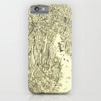 following footprints iPhone 6 Slim Case