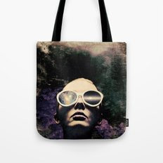 The Color of Chaos Tote Bag