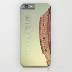 Rome With Me Slim Case iPhone 6s