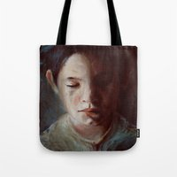 Untitled (dear God) Tote Bag