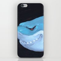 Toy Shark iPhone & iPod Skin