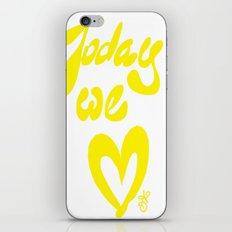 Today We Love iPhone & iPod Skin