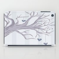 Cold Cold Heart iPad Case
