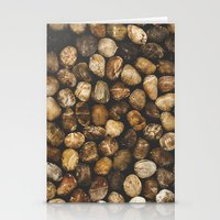 River Stones Stationery Cards