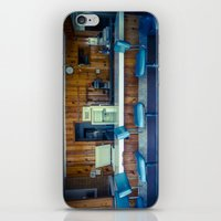 Antelope Cafe iPhone & iPod Skin