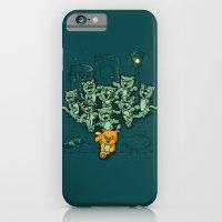 Zombie Cats iPhone 6 Slim Case