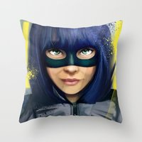 Happy New Hit Year ! :) Throw Pillow