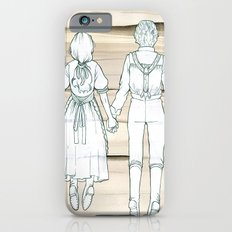 We Both Go Down Together iPhone 6s Slim Case