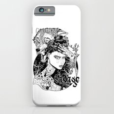 Be one with the wild Slim Case iPhone 6s