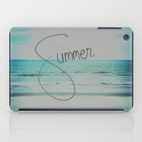 forever summer iPad Case