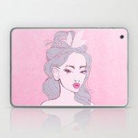selfie girl_9 Laptop & iPad Skin