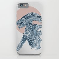Floral Alien iPhone 6 Slim Case