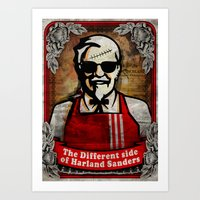 Another Side Of Kol. San… Art Print