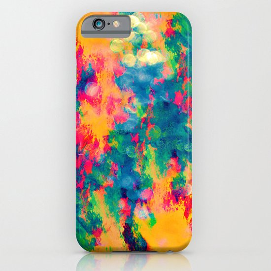 Summer Swirl iPhone & iPod Case