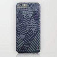 Indigo Forest iPhone 6 Slim Case