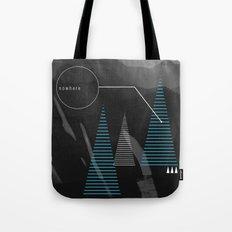 Nowhere Tote Bag