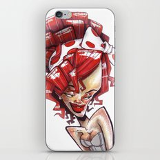 Ri-xaggeration  iPhone & iPod Skin