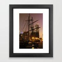 Pirates of Toronto Framed Art Print