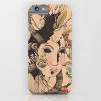 iPhone & iPod Case featuring Forest Nymph by Clinton Jacobs