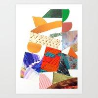 Tapestry I  Art Print