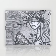 Blind Sensibility (Sketch) Laptop & iPad Skin