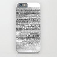 Names of God iPhone 6 Slim Case