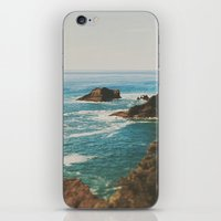 Oregon Coast iPhone & iPod Skin
