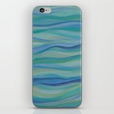 Surf Abstract Waves iPhone & iPod Skin