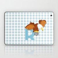 R For Roc Laptop & iPad Skin