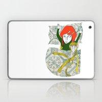 Tina&Ape Laptop & iPad Skin